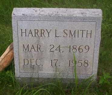 SMITH, HARRY L. - Howell County, Missouri | HARRY L. SMITH - Missouri Gravestone Photos