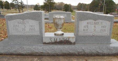 MINOR SMITH, HAZEL V. - Howell County, Missouri | HAZEL V. MINOR SMITH - Missouri Gravestone Photos