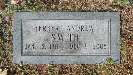 SMITH, HERBERT ANDREW - Howell County, Missouri   HERBERT ANDREW SMITH - Missouri Gravestone Photos