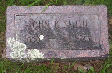 SMITH, JOHN B - Howell County, Missouri | JOHN B SMITH - Missouri Gravestone Photos