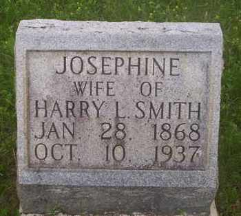 SMITH, JOSEPHINE - Howell County, Missouri | JOSEPHINE SMITH - Missouri Gravestone Photos