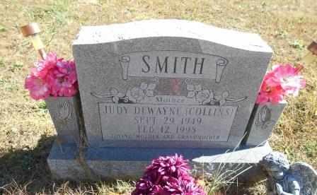 SMITH, JUDY DEWAYNE - Howell County, Missouri   JUDY DEWAYNE SMITH - Missouri Gravestone Photos