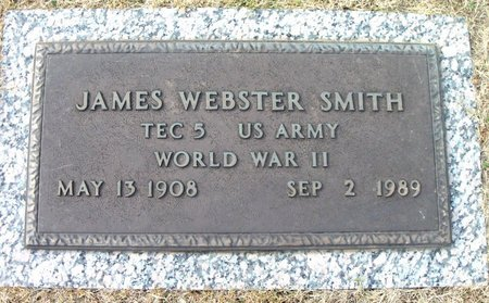 SMITH, JAMES EDWARD VETERAN WWII - Howell County, Missouri | JAMES EDWARD VETERAN WWII SMITH - Missouri Gravestone Photos