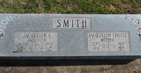 SMITH, JACQUELYN LOUISE - Howell County, Missouri | JACQUELYN LOUISE SMITH - Missouri Gravestone Photos