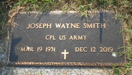 SMITH, JOSEPH WAYNE VETERAN - Howell County, Missouri   JOSEPH WAYNE VETERAN SMITH - Missouri Gravestone Photos