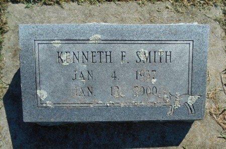 SMITH, KENNETH F. - Howell County, Missouri   KENNETH F. SMITH - Missouri Gravestone Photos