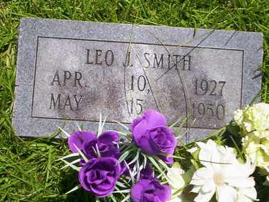 SMITH, LEO J - Howell County, Missouri   LEO J SMITH - Missouri Gravestone Photos