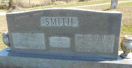 SMITH, LILLIAN PAMELIA - Howell County, Missouri | LILLIAN PAMELIA SMITH - Missouri Gravestone Photos
