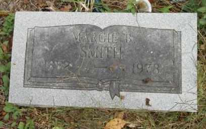 PACE SMITH, MARGIE BERTHA - Howell County, Missouri | MARGIE BERTHA PACE SMITH - Missouri Gravestone Photos