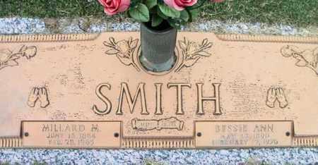 BROWN SMITH, BESSIE ANN - Howell County, Missouri | BESSIE ANN BROWN SMITH - Missouri Gravestone Photos