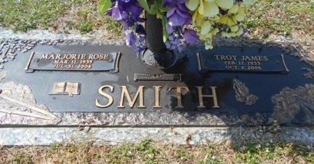 GRISHAM SMITH, MARJORIE ROSE - Howell County, Missouri | MARJORIE ROSE GRISHAM SMITH - Missouri Gravestone Photos