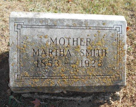 SMITH, MARTHA - Howell County, Missouri | MARTHA SMITH - Missouri Gravestone Photos