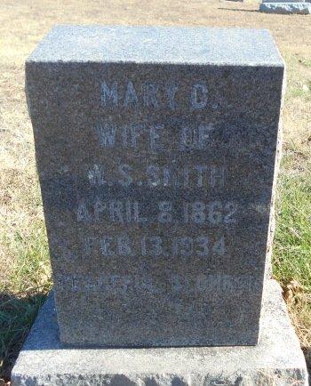 SMITH, MARY C. - Howell County, Missouri | MARY C. SMITH - Missouri Gravestone Photos