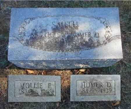 "SMITH, MARY ELIZA ""MOLLIE"" - Howell County, Missouri | MARY ELIZA ""MOLLIE"" SMITH - Missouri Gravestone Photos"