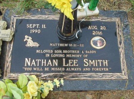 SMITH, NATHAN LEE - Howell County, Missouri | NATHAN LEE SMITH - Missouri Gravestone Photos