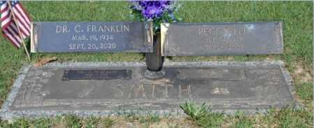 SMITH, C. FRANKLIN - Howell County, Missouri | C. FRANKLIN SMITH - Missouri Gravestone Photos