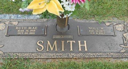 CRICK SMITH, RUTH MAE - Howell County, Missouri | RUTH MAE CRICK SMITH - Missouri Gravestone Photos