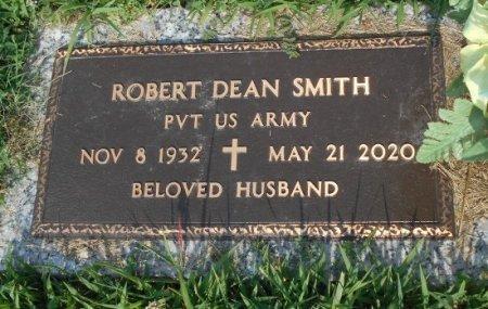 SMITH, ROBERT DEAN VETERAN - Howell County, Missouri   ROBERT DEAN VETERAN SMITH - Missouri Gravestone Photos