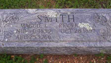 SMITH, MAGGIE - Howell County, Missouri | MAGGIE SMITH - Missouri Gravestone Photos