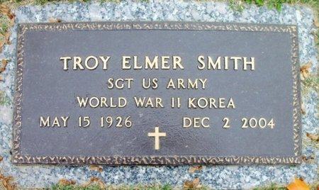 SMITH, TROY ELMER VETERAN WWII KOREA - Howell County, Missouri   TROY ELMER VETERAN WWII KOREA SMITH - Missouri Gravestone Photos