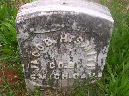 SMITH, JACOB H VETERAN UNION - Howell County, Missouri | JACOB H VETERAN UNION SMITH - Missouri Gravestone Photos