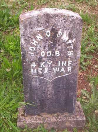 SMITH, JOHN C VETERAN MEXICAN WAR - Howell County, Missouri | JOHN C VETERAN MEXICAN WAR SMITH - Missouri Gravestone Photos