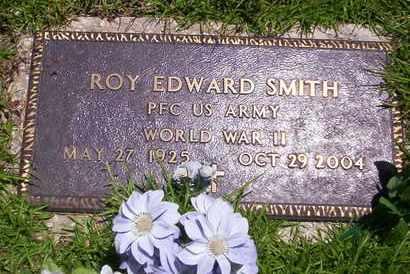 SMITH, ROY EDWARD VETERAN WWII - Howell County, Missouri | ROY EDWARD VETERAN WWII SMITH - Missouri Gravestone Photos