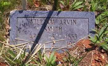 SMITH, WILLIAM ARVIN - Howell County, Missouri   WILLIAM ARVIN SMITH - Missouri Gravestone Photos