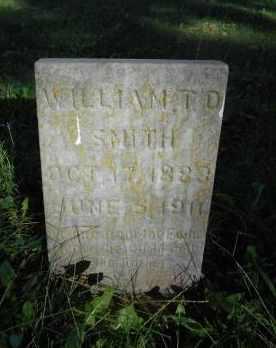 SMITH, WILLIAM T D - Howell County, Missouri   WILLIAM T D SMITH - Missouri Gravestone Photos