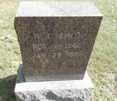 SMITH, W.L. - Howell County, Missouri | W.L. SMITH - Missouri Gravestone Photos