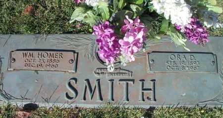 SHIPLEY SMITH, ORA D. - Howell County, Missouri | ORA D. SHIPLEY SMITH - Missouri Gravestone Photos