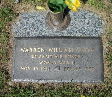 SMITH, WARREN WILLIAM VETERAN WWII - Howell County, Missouri | WARREN WILLIAM VETERAN WWII SMITH - Missouri Gravestone Photos