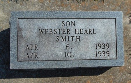 SMITH, WEBSTER HEARL - Howell County, Missouri   WEBSTER HEARL SMITH - Missouri Gravestone Photos