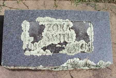 SMITH, ZORA ALICE - Howell County, Missouri | ZORA ALICE SMITH - Missouri Gravestone Photos