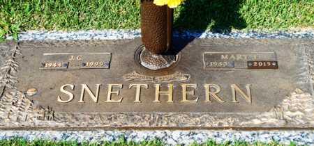 SNETHERN, MARY ELLEN - Howell County, Missouri | MARY ELLEN SNETHERN - Missouri Gravestone Photos