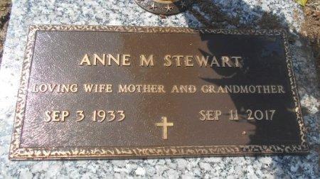 STEWART, ANNE MYRLE - Howell County, Missouri | ANNE MYRLE STEWART - Missouri Gravestone Photos