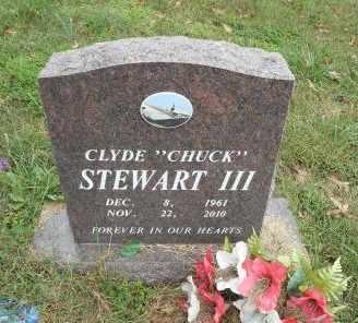 STEWART, CLYDE - Howell County, Missouri   CLYDE STEWART - Missouri Gravestone Photos