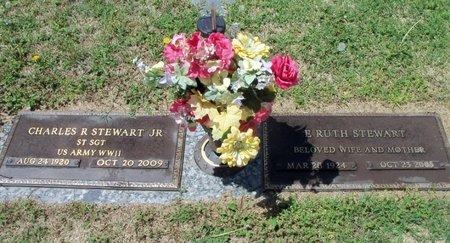 STEWART, CHARLES RUSSELL, JR. VETERAN - Howell County, Missouri | CHARLES RUSSELL, JR. VETERAN STEWART - Missouri Gravestone Photos
