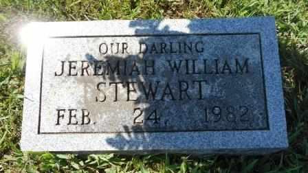 STEWART, JEREMIAH WILLIAM - Howell County, Missouri | JEREMIAH WILLIAM STEWART - Missouri Gravestone Photos