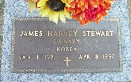 STEWART, JAMES HARVEY VETERAN KOREA - Howell County, Missouri | JAMES HARVEY VETERAN KOREA STEWART - Missouri Gravestone Photos