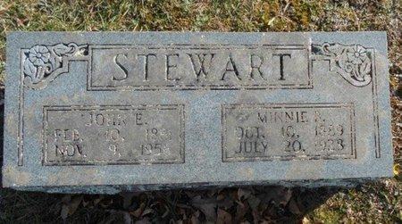 STEWART, JOHN EMMETT - Howell County, Missouri   JOHN EMMETT STEWART - Missouri Gravestone Photos