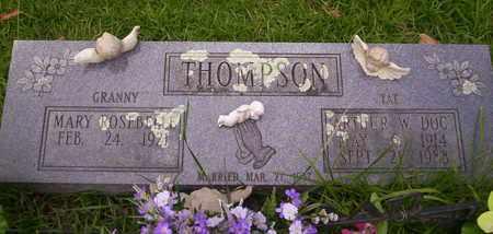 THOMPSON, ARTHUR W - Howell County, Missouri | ARTHUR W THOMPSON - Missouri Gravestone Photos