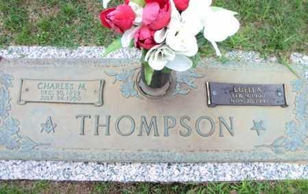 THOMPSON, CHARLES MACKLIN - Howell County, Missouri | CHARLES MACKLIN THOMPSON - Missouri Gravestone Photos