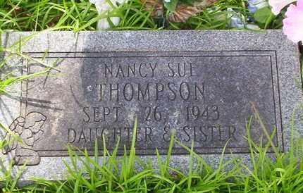THOMPSON, NANCY SUE - Howell County, Missouri   NANCY SUE THOMPSON - Missouri Gravestone Photos