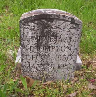 THOMPSON, PATRICIA - Howell County, Missouri   PATRICIA THOMPSON - Missouri Gravestone Photos