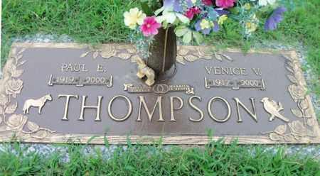 THOMPSON, VENICE V. - Howell County, Missouri | VENICE V. THOMPSON - Missouri Gravestone Photos