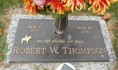 THOMPSON, ROBERT WAYNE - Howell County, Missouri | ROBERT WAYNE THOMPSON - Missouri Gravestone Photos
