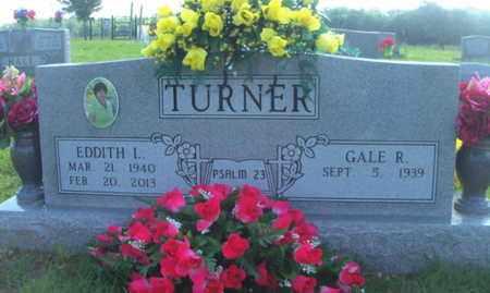 BROOKS TURNER, EDDITH L. - Howell County, Missouri   EDDITH L. BROOKS TURNER - Missouri Gravestone Photos