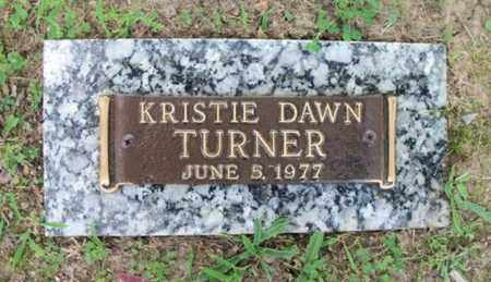 TURNER, KRISTIE DAWN - Howell County, Missouri | KRISTIE DAWN TURNER - Missouri Gravestone Photos