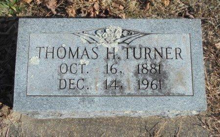 TURNER, THOMAS HENRY - Howell County, Missouri | THOMAS HENRY TURNER - Missouri Gravestone Photos